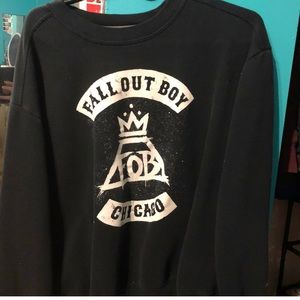 Sweaters - Fall out boy crewneck